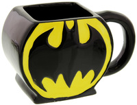 Batman: Logo 3D Mug - (590ml)