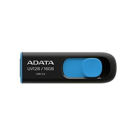 16GB ADATA UV128 USB 3.0 Flash Drive image