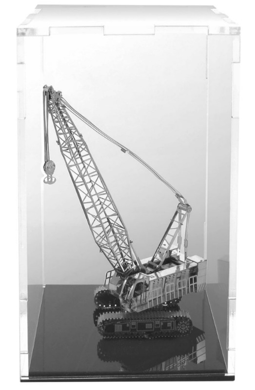"Metal Earth: Acrylic Cube (3"" x 3"" x 5"") - Model Kit"