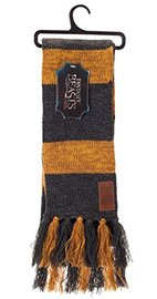 Fantastic Beasts - Newt's Hufflepuff - Knit Scarf image