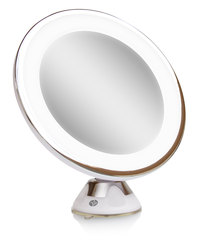 Multi Use LED Illuminated Makeup Mirror