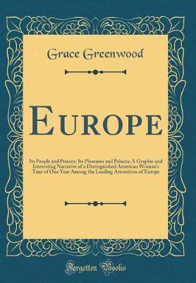 Europe by Grace Greenwood