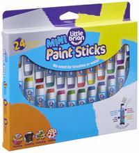 Little Brian: Paint Sticks (24 Pack)