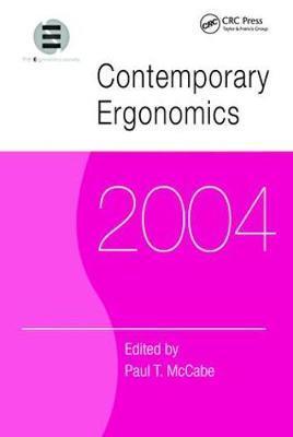 Contemporary Ergonomics 2004 image