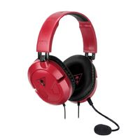 Turtle Beach Ear Force Recon 50 Stereo Gaming Headset (Red) for PC Games