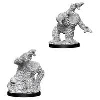 D&D Nolzur's Marvelous: Unpainted Miniatures - Xorn