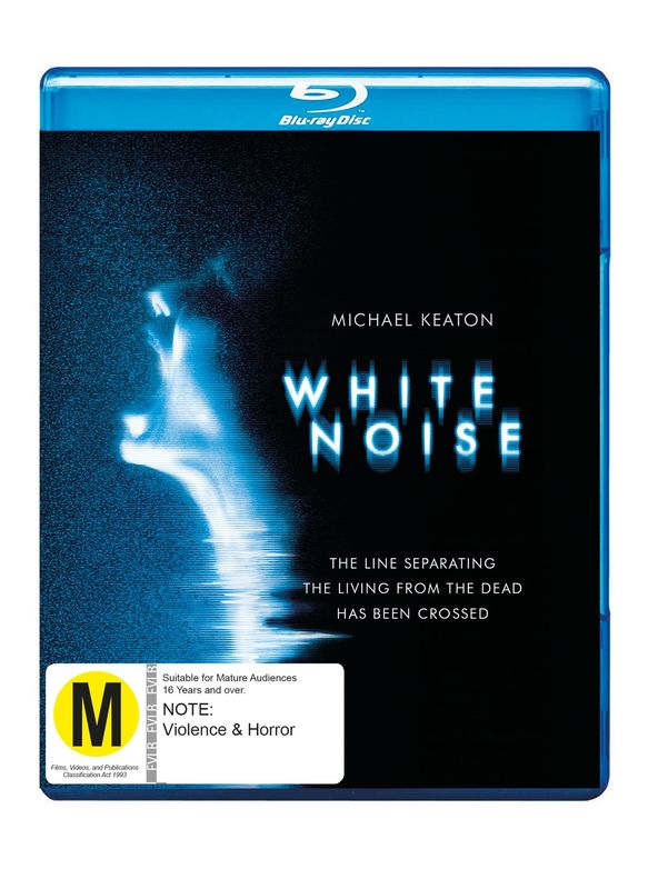 White Noise on Blu-ray