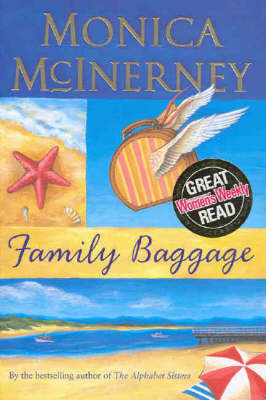 Family Baggage by Monica McInerney image