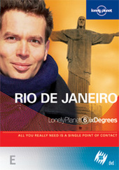 Lonely Planet Six Degrees Rio De Janeiro on DVD