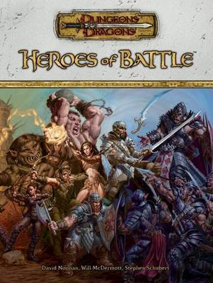 Heroes of Battle: The Battlefield Handbook by David Noonan image