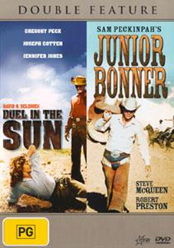 Duel In The Sun / Junior Bonner - Double Feature on DVD