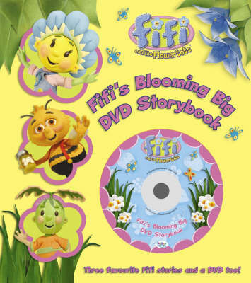 Fifi's Blooming Big DVD Storybook