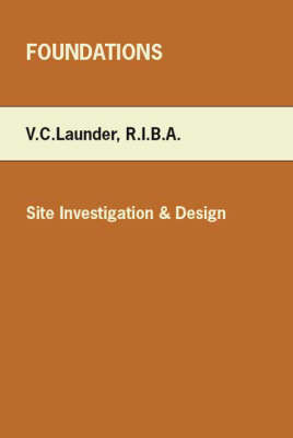 Foundations by V.C. Launder