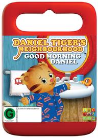 Daniel Tiger's Neighbourhood: Good Morning Daniel DVD