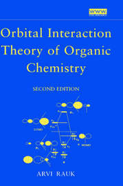 Orbital Interaction Theory of Organic Chemistry by Arvi Rauk image