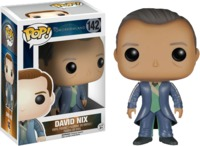 Tomorrowland - David Nix Pop! Vinyl Figure