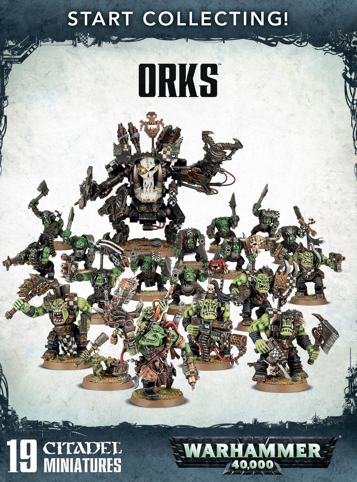 Warhammer 40,000 Start Collecting! Orks image