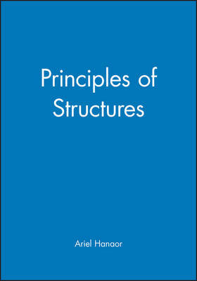 Principles of Structures by Ariel Hanaor image