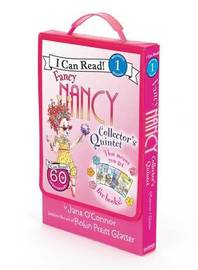 Fancy Nancy Collector's Quintet (5 books) by Jane O'Connor