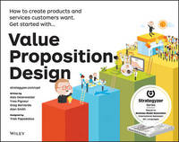 Value Proposition Design by Alexander Osterwalder image