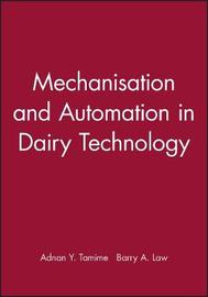 Mechanisation and Automation in Dairy Technology image