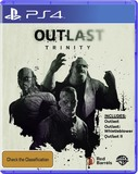 Outlast Trinity for PS4