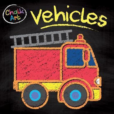 Chalk Art Vehicles