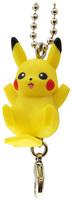Pokemon: Pinching & Connecting Mascot Charm - Blind box