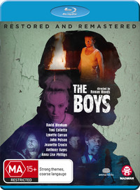 The Boys - Restored And Remastered on Blu-ray