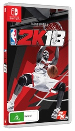 NBA 2K18 Legend Edition for Nintendo Switch