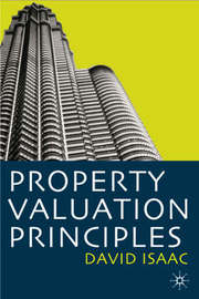 Property Valuation Principles by David Isaac image