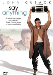 Say Anything on DVD