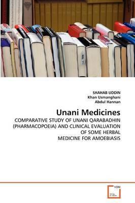Unani Medicines | SHAHAB UDDIN Book | In-Stock - Buy Now