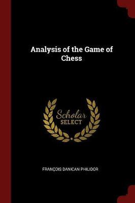 Analysis of the Game of Chess by Francois Danican Philidor image