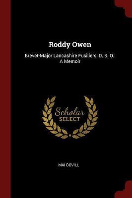 Roddy Owen by Mai Bovill