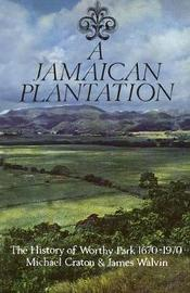 A Jamaican Plantation by Michael Craton