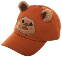 Star Wars: Ewok Big Face - Embroidered Cap