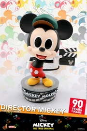 Mickey Mouse (90th Anniversary): Director Mickey - Cosbaby Figure