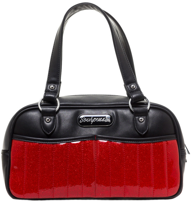 Sourpuss: Sabrina Purse - Red
