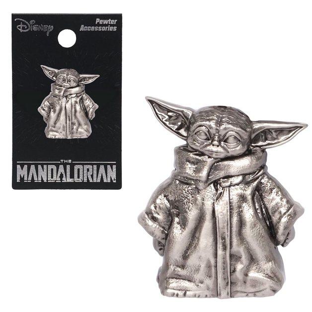 Star Wars: The Mandalorian: The Child Pewter Lapel Pin