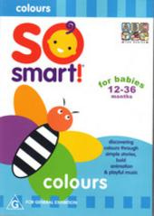 So Smart! - Colours on DVD