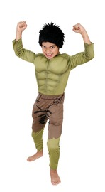 Marvel Hulk Kids Costume (Medium)