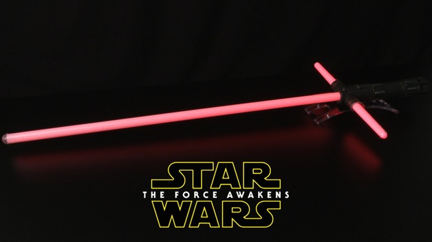 Star Wars: Black Series Kylo Ren Force FX Lightsaber