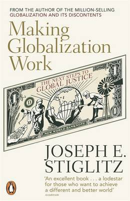 Making Globalization Work by Joseph Stiglitz image