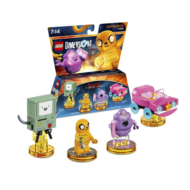 LEGO Dimensions Team Pack - Adventure Time (All Formats) for