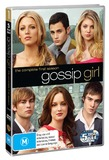 Gossip Girl - The Complete 1st Season (5 Disc Set) on DVD