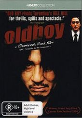 Old Boy on DVD