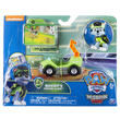 Paw Patrol: Mini Vehicles - (Rocky's Repair Kart)