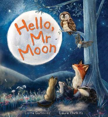 Storytime: Hello, Mr Moon by Lorna Gutierrez