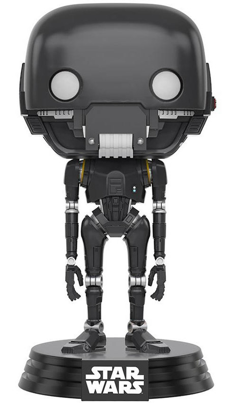 Star Wars: Rogue One - K-2SO Pop! Vinyl Figure